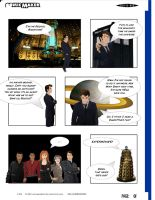 Doctor Who Quits by loserninja