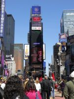 Times Square by joeyjo