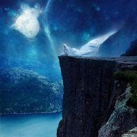 Fly Me to the Moon by UntamedUnwanted