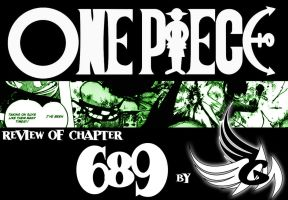 Review: ONE PIECE chapter 689 by FallenAngelGM