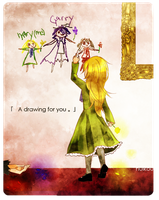 IB: a drawing for you by nuikou