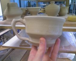 Studio Preview of a Cool Mug by Kegan-Person