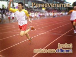 perseverance by luzzy