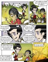 The Adventures of Wilson P. Higgsbury p. 21 by GhostlyMuse