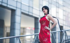 Ada Wong by LexiStrife