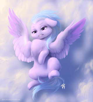 Cloudchaser by Queen-KittyKat