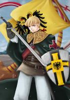 +KNIGHT HOLY ROMAN EMPIRE+ by mandachan