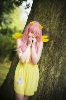 Fluttershy - 'MLP:FiM Cosplay' [6] by Springtrap-97