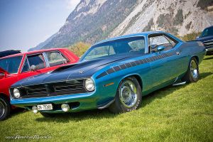 .AAR Cuda. by AmericanMuscle