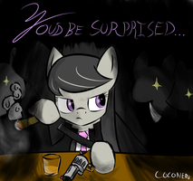 Mafia Octavia You'd Be Surprised by Coconeru