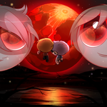 Blood Moon by KazunaPikachu