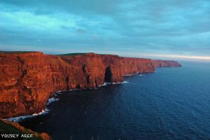 Cliffs of Moher by Nile-Paparazzi