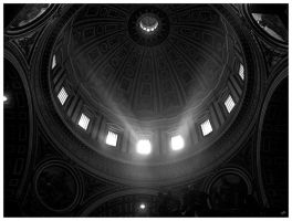 St. Peters Basilica by Avalancha