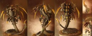 Second Trygon of Daedalus by Stefoserpent