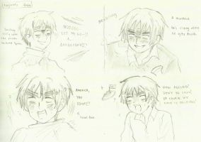 Sketch- England's faces by flor03