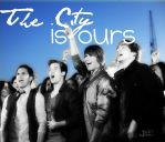 The City Is Ours - first one by jMaslowxLuvr