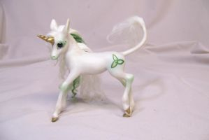 Trinity ooak unicorn pony by AmandaKathryn