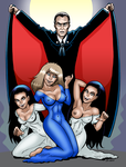 Groupies Of Dracula by Warriorking4ever