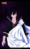 The Black Wizard Zeref by salim202