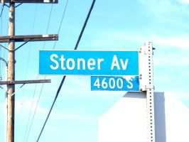 STONER AVENUE by BRITISON