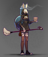 Witchsona 2015 by Merrii