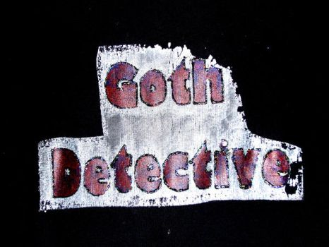 Goth Detective by Hydratedcurls