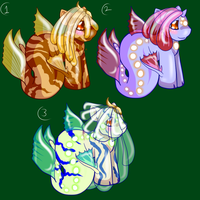 Breeding: Cove and Frost (Closed) by GiaZeries