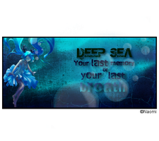 Deep Sea Signature by iKisses