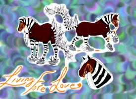 WBS Living Fore Love by angry-horse-for-life