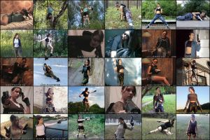 Tomb Raider Cosplay: OLD (2005-2009) by TanyaCroft