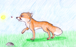 Its a FOX O: by MissLayira