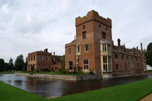 Oxburgh Hall 2 by WS-Clave