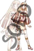 !SALE! Adoptable elf - AUCTION (CLOSED) by KuroHana-dono