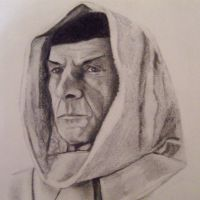 Spock from Original Star Trek by MindsetMuse