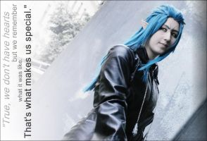 New ID - Saix by Gekroent