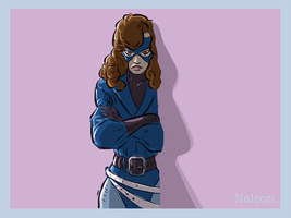 X-Man of the day: SHADOWCAT by NelsonHernandez