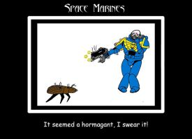 WH40K Space Marine 4 by 6uitar6reat6od