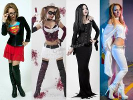 Cosplay Collage by GabsCosplay