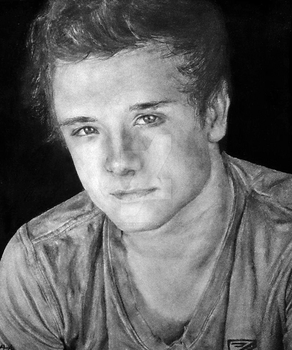 A Gift From Me To You - Josh Hutcherson by Rini-Hayashi
