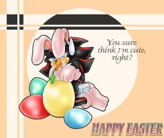 Happy Easter 2009 by Taleea