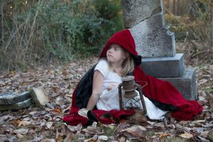 Little red riding hood stock 10 by HigherSeeking