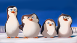 The Penguins of Madagascar by Xan-Xel