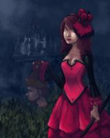 The Red Queen by KimberBee