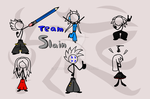 Team Slain - Fancy Pants Version by Andresitum