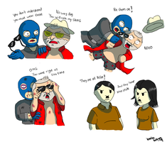 Everyone is Hitler! by Kenshito