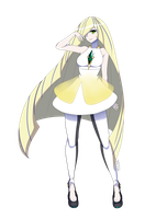 [ POKEMON SUN+MOON ] Lusamine by TogamePengin