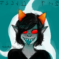 Terezi by Hiccupping