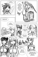 Naruto - The Lost Mission 13 by InfinitySign