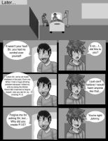Haunted by CardboardFriend: After the crash- pg 37 by CreativeAnonymous