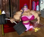 I dream of MUSCLE Jeannie by Stone3D
